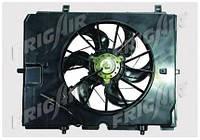 Вентилятор в сборе MERSEDES 210 95-99, 99-02 (E-CLASS)