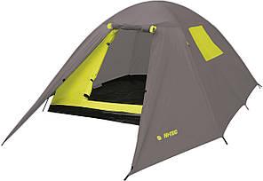 Палатка Hi-Tec Tondo 2-х местная (салатово-серый)