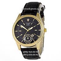 Часы Rolex Geneve Cellini Gold-Black