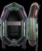 Одноместная надувная ПВХ лодка Vulkan V220 LP(ps)