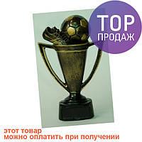 Статуэтка - Футбольный Кубок с мячом и бутсой / Интерьерные аксессуары - статуэтки