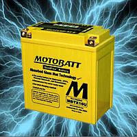 Аккумулятор мотоциклетный MOTOBATT MBTX16U