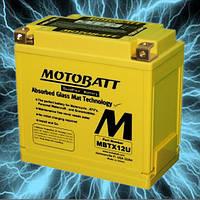 Аккумулятор мотоциклетный MOTOBATT MBTX12U