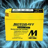 Аккумулятор мотоциклетный MOTOBATT MBT4BB