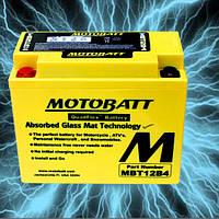 Аккумулятор мотоциклетный MOTOBATT MBT12B4