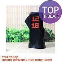 Проекционные часы Multi-function Clock 180 Degree Rotation / Интерьерные часы и будильники
