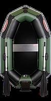 Одноместная надувная ПВХ лодка Vulkan V220 LT(ps)