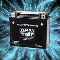 Аккумулятор мотоциклетный 18Ah 310A YUASA YTX20HL-BS