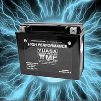 Аккумулятор мотоциклетный 21Ah 350A YUASA YTX24HL-BS