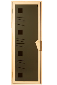 Дверь для сауны Альфа-Арт 1900*700