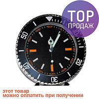 Часы настенные Командирские 130L0350-2 / Интерьерные настенные часы