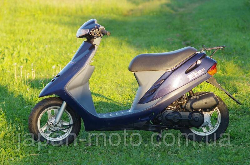 Скутер Хонда Дио 27 (Honda Dio) синий