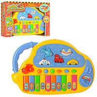 Игрушка для малышей пианино HK-988