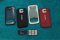 Корпус Korea H. Q. Nokia 7610Sl Red/White