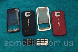 Корпус Korea H.Q. Nokia 7610Sl Red/White