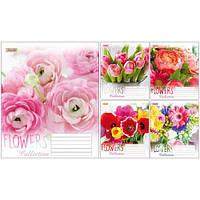 Тетрадь в клетку 96 листов 760138 «Flowers dream»