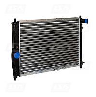 Радиатор вод. охлаждения Daewoo Lanos без кондиц. (пр-во LSA)