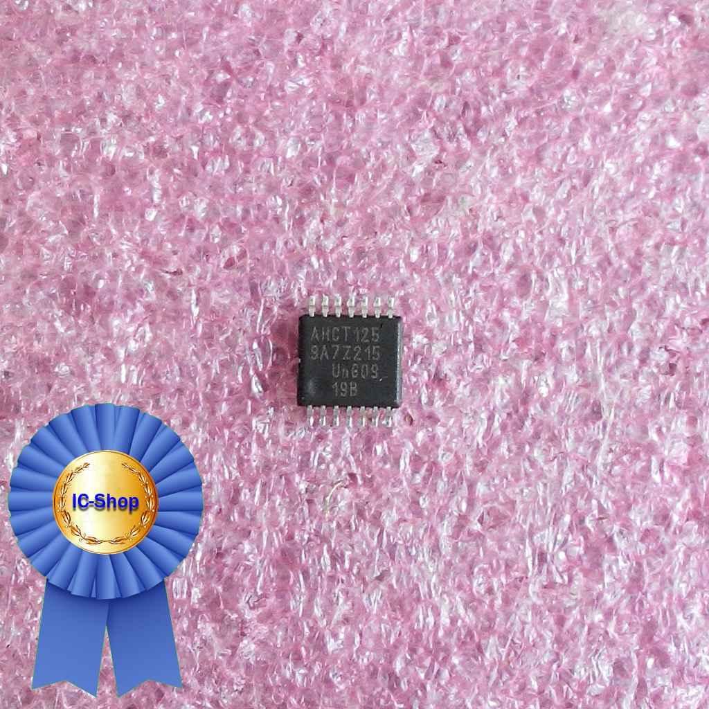 Микросхема SN74AHCT125PWR ( AHCT125 )