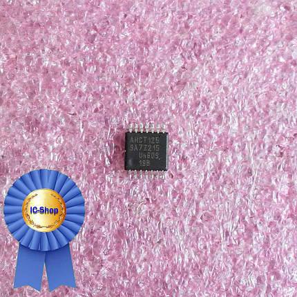 Микросхема SN74AHCT125PWR ( AHCT125 ), фото 2
