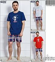 Мужской костюм для отдыха с шортами Vienetta Secret