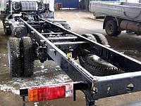 Ремонт и изготовление рам грузовых авто