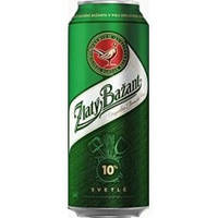 Пиво светлое Zlaty Bazant 10% 0.5 банка