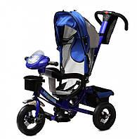 Детский велосипед Baby trike CT-60 синий