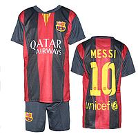 Недорого оптом детская футбольная форма MC11