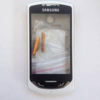 Корпус Korea H.Q. Samsung S5620 White-Orange