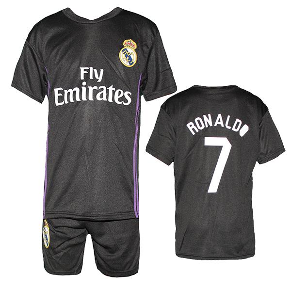 Детская футбольная форма Реал Мадрид RC7