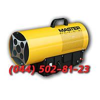 Газовая пушка тепловая Master BLP-17 М обогреватель газовый Мастер тепловентилятор  BLP-17M