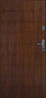 Входная бронированная дверь для квартиры Gerda CX10 Premium VA5