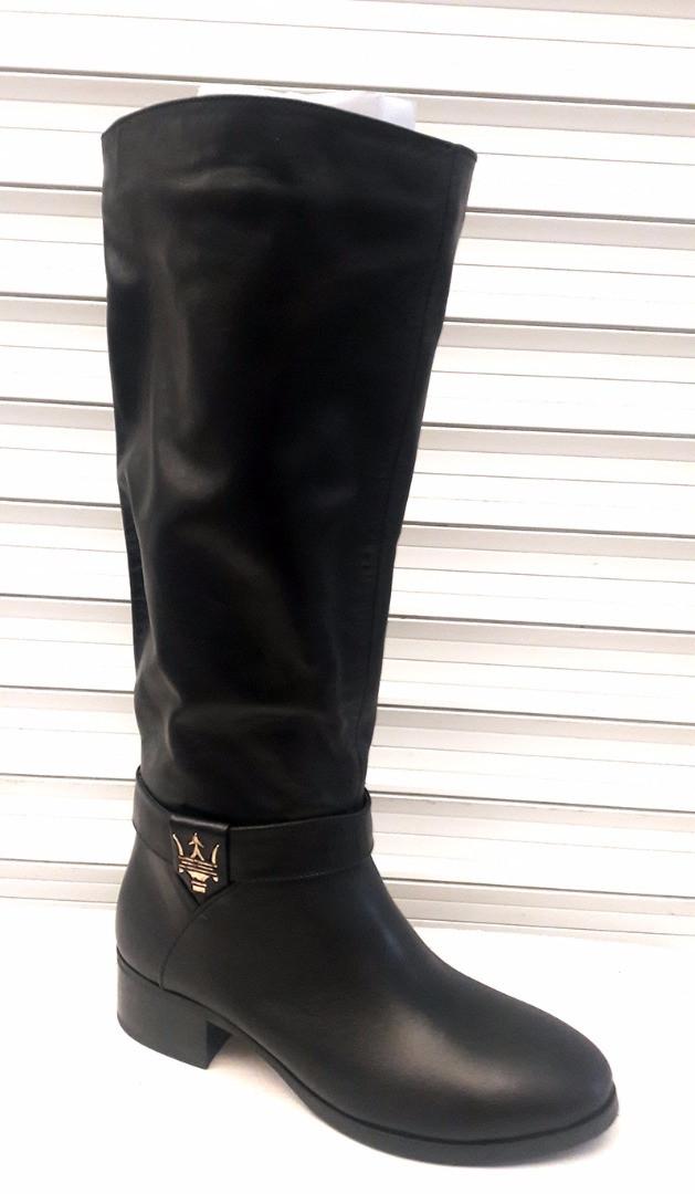 930c3c55beb0 Сапоги высокие женские зимние кожаные 0348УКМ - Фламода в Харькове