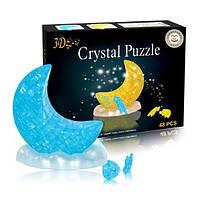 Пазлы 3D- кристалл Месяц