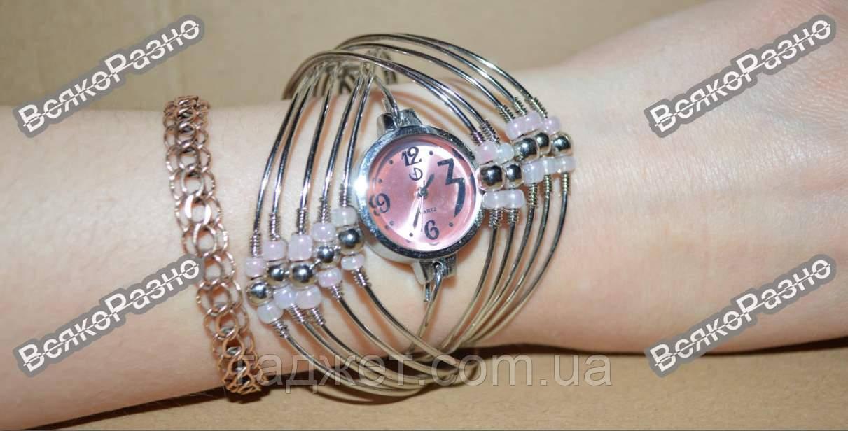 Женские наручные часы браслет