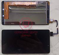 Lenovo Vibe P1m/P1ma40 дисплей в зборі з тачскріном модуль чорний