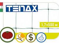 """Сетка Tenax """"Ортинет"""" 1.7х500 м для огурцов, цветов"""