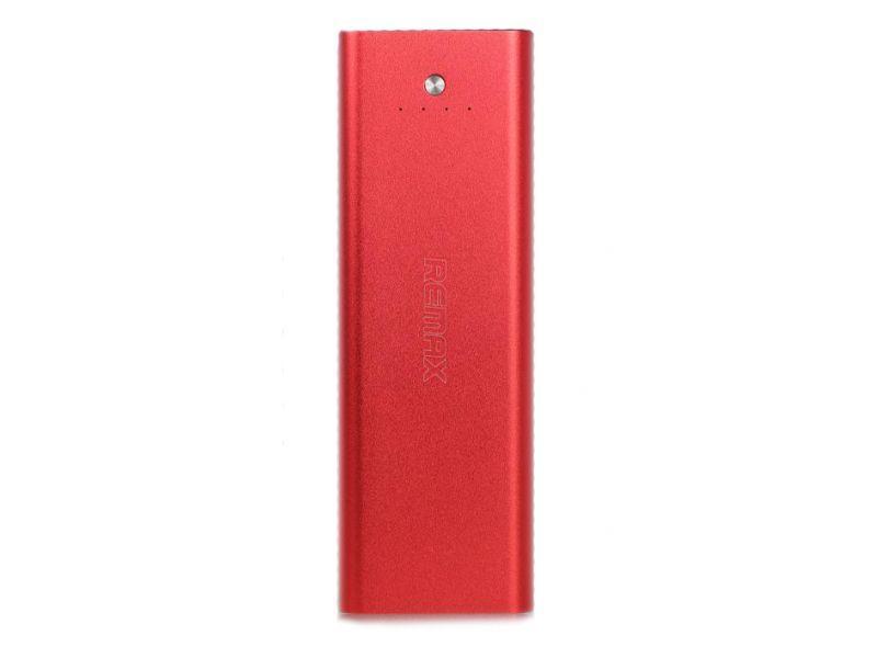 PowerBank Remax Vanguard Power Box 5000mAh red