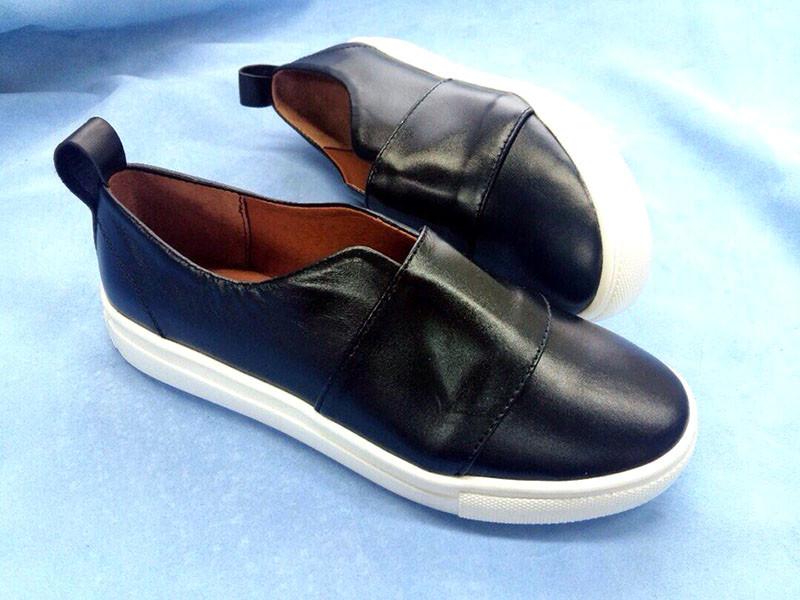 02b29888889f Слипоны женские кожаные купить в Украине 0015 НКМ