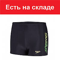 Плавки Speedo Logo Panel Aquashort