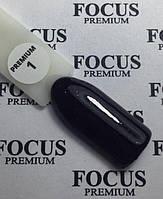Гель-лак FOCUS Premium №001, 8 мл