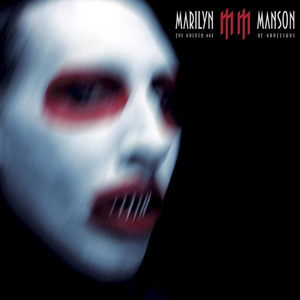 CD-Диск Marilyn Manson - The Golden Age of Grotesque