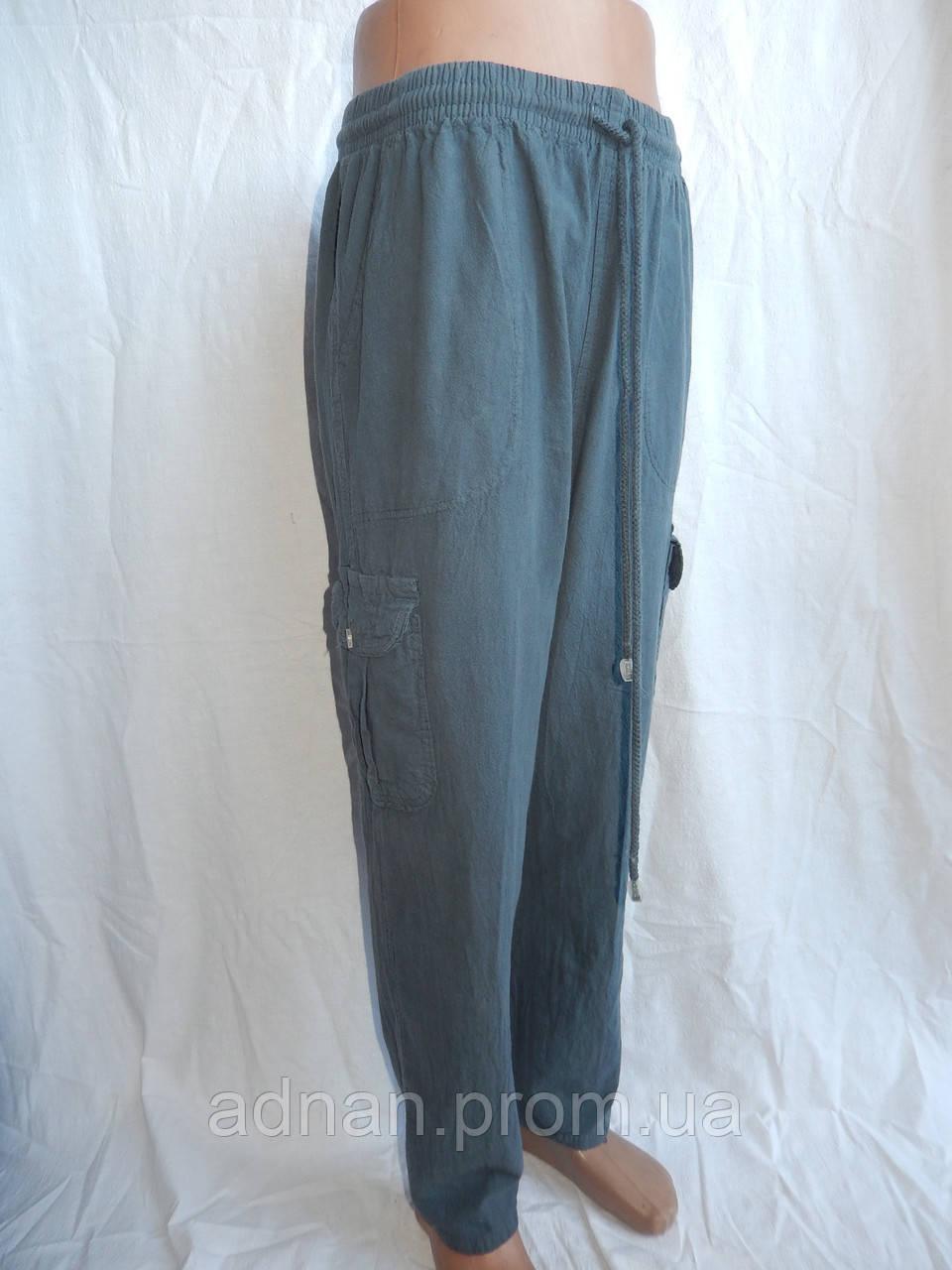 Брюки мужские Жатка, с карманом, норма 002