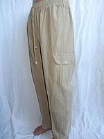 Брюки мужские Жатка, с карманом, норма 004