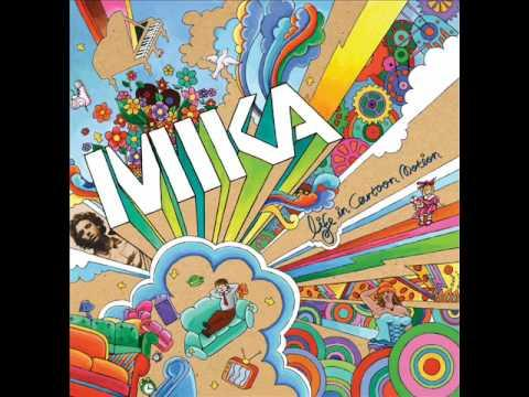 СD-диск Mika - Life In Cartoon Motion
