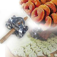 Форма для Пончиков Donut Cutter Скалка, фото 1