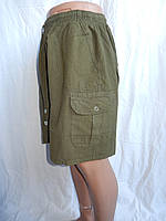 Мужские шорты, жатка норма, с карманом 001, / купить шорты мужские оптом