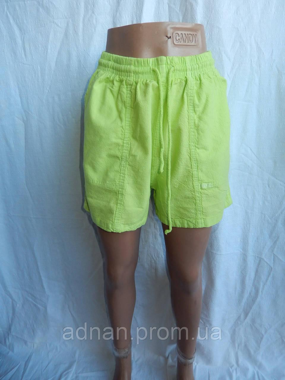 Женские шорты, жатка норма 002, / купить шорты женские оптом