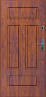 Входная бронированная дверь для квартиры Gerda WX10 Premium P79