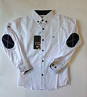 Школьная одежда рубашка для мальчика р-р 6-11 лет